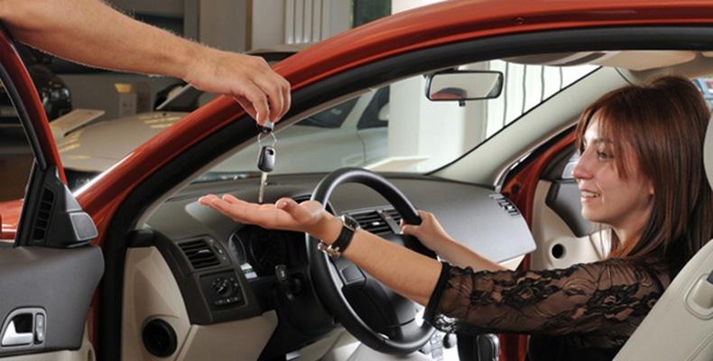 Авто напрокат в городе Североморск